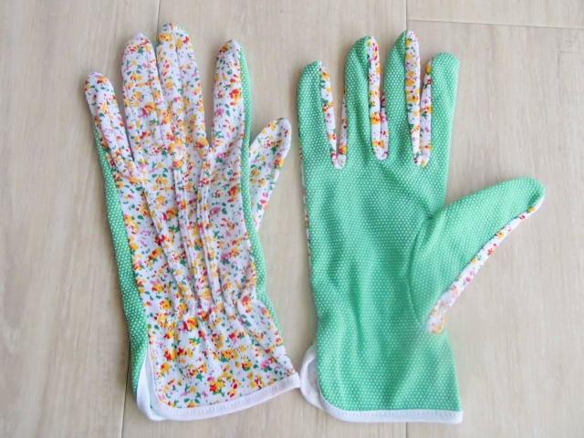 ダイソー ガーデニング 手袋