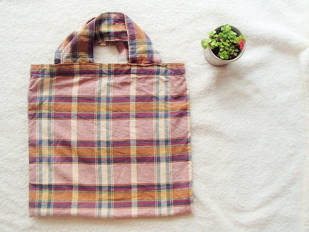 たたみやすい バッグ マチ 作り方