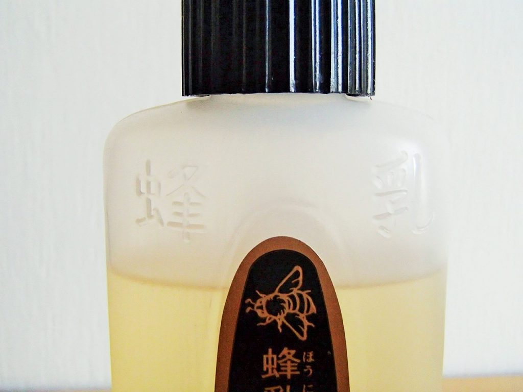 蜂乳クリーム石鹸