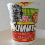 日清の黒歴史!?『サマーヌードル』味のカップヌードルを買ってみた。